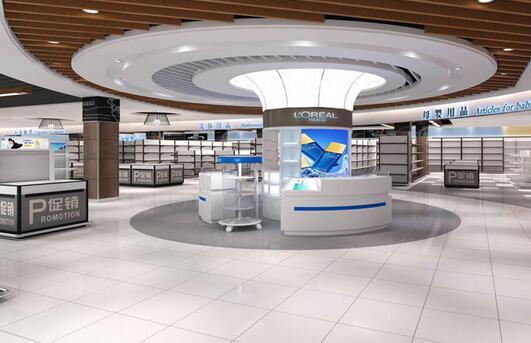 购物中心导视系统设计以顾客需求为导向