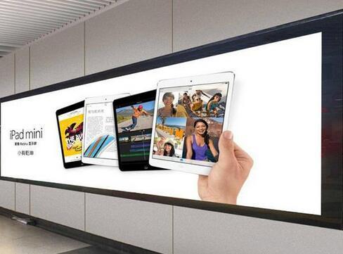 LED广告灯箱制作的特点和优势